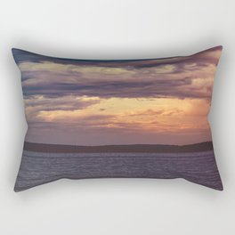 If I Could Take It All Back Rectangular Pillow