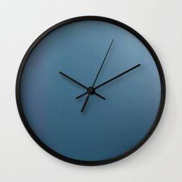 Rains Came Wall Clock