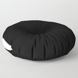 Less is More Floor Pillow