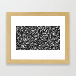 Trypophobia Framed Art Print