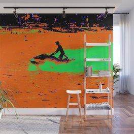 Summer Jetting - Jet Ski Fun Wall Mural