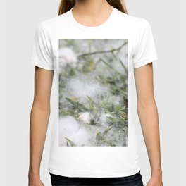 Cotton or snow T-shirt