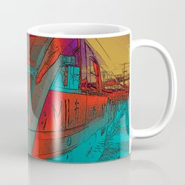 NEON HIGHBALL Coffee Mug