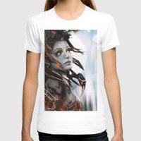 human T-shirts featuring Human by Ignacio de la Calle