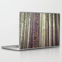 forest Laptop & iPad Skins featuring Forest by Kurt Rahn