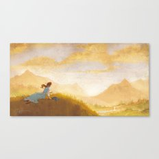 Great Big Somewhere Canvas Print