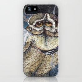 the Sleepless Night iPhone Case