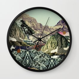 Whole New World Wall Clock