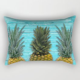 Pineapple summer Rectangular Pillow