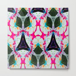 KaleidoStar Watercolor Dream Metal Print