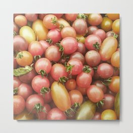 little  tomatoes! Metal Print