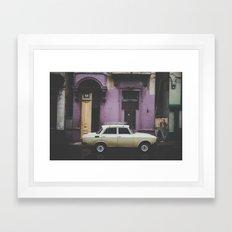 Havana IV Framed Art Print