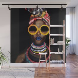 'Black Gold' Wall Mural