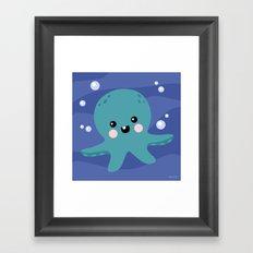 Cute-opus Framed Art Print