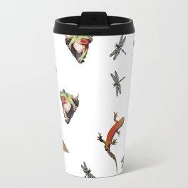 Let's go to the pond Travel Mug