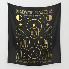 Madame Magique Wall Tapestry