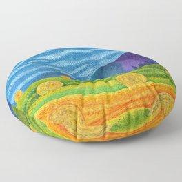 Hay Day Floor Pillow