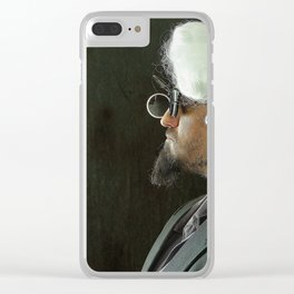 Victorian Rococo Clear iPhone Case