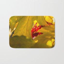 Autumn Fruits - Squashberry Bath Mat