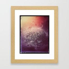 Potion Framed Art Print