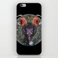 zodiac iPhone & iPod Skins featuring Zodiac : Capricorn by Det Tidkun