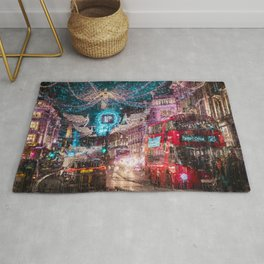 Streets of London Rug