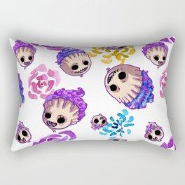 Cupincake Monster Rectangular Pillow