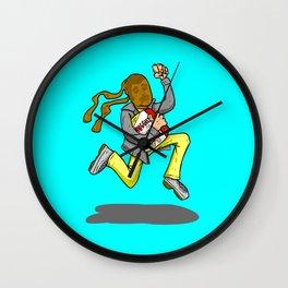 Run H.I. Run Wall Clock