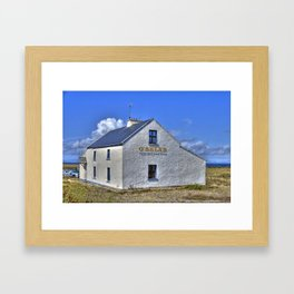 O' Sheas Framed Art Print