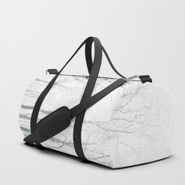 White forest Duffle Bag