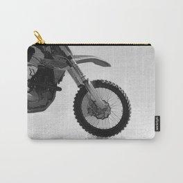 Motocross Dirt-Bike Racer Carry-All Pouch