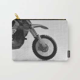 Motocross Dirt-Bike Racer Carry-All Pouch