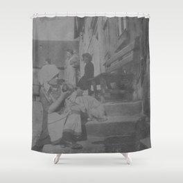 Das Huendlein Shower Curtain