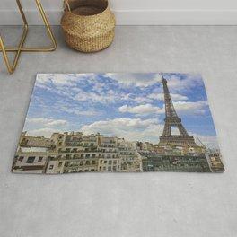 la Tour Eiffel Rug