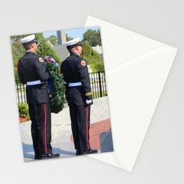 9 11 Memorial Service Stationery Cards