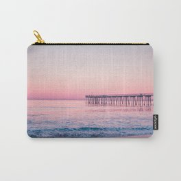 Hermosa Beach, USA #society6 #decor #buyart Carry-All Pouch