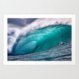 Moods of the Sea Art Print