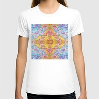 lsd T-shirts featuring LSD Flower by Zeus Design