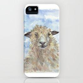 Sheepish iPhone Case