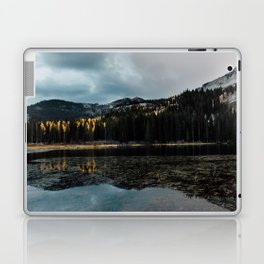 Up in The Mountains Laptop & iPad Skin