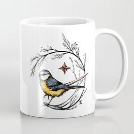 Blue Tit - Blaue Meise Coffee Mug
