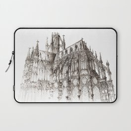 Cathedral ink Laptop Sleeve
