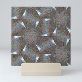 Shiney, Happy Patterns Mini Art Print