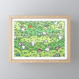 Easter 2020 Framed Mini Art Print