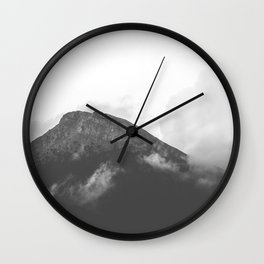POSITIVE THOUGHTS Wall Clock