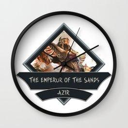 League of Legends AZIR Wall Clock