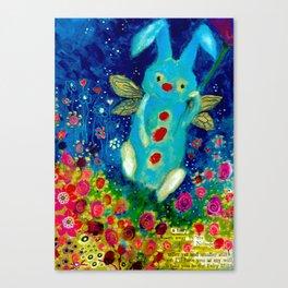 The Fairy Hill Canvas Print