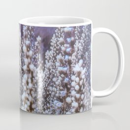 Frost On Heather And Wild Grasses Coffee Mug