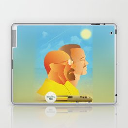 Breaking Bad Retro Design Graphic  Laptop & iPad Skin