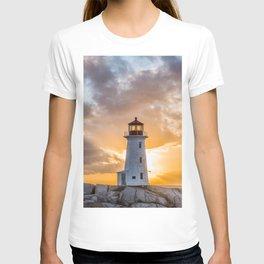 Peggys sunset T-shirt